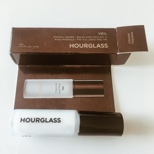 NEW HOURGLASS Veil Mineral Primer Mini 0.14OZ/4ML